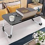 OLOPE Laptop Desk, Home Computer Desk, Portable Bed