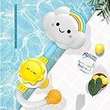 XLSTORE Cloud Baby Bath Toys Bathtub Showers