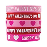 Teacher Created Resources Happy Valentine's Day Wristbands