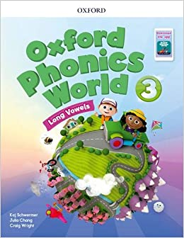 OXFORD PHONICS WORLD REFRESH 3 SB PK