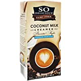 So Delicious - Dairy Free Coconut Milk Creamer Barista Style French Vanilla - 32 oz.(pack of 2)