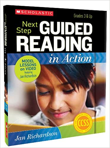 Key elements of guided reading