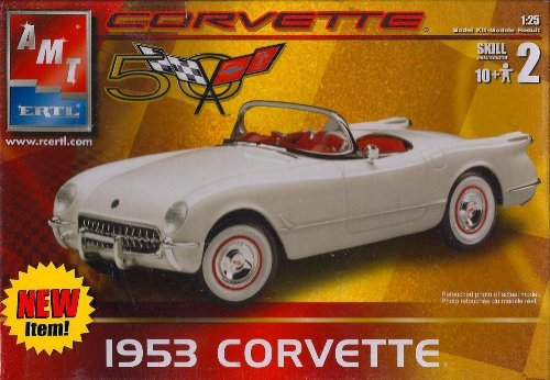 Ahorre 35% - 70% de descuento AMT 1 25 1953 Corvette Kit by by by AMT Ertl  deportes calientes