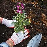 COOLJOB Gardening Gloves for Women, 6 Pairs