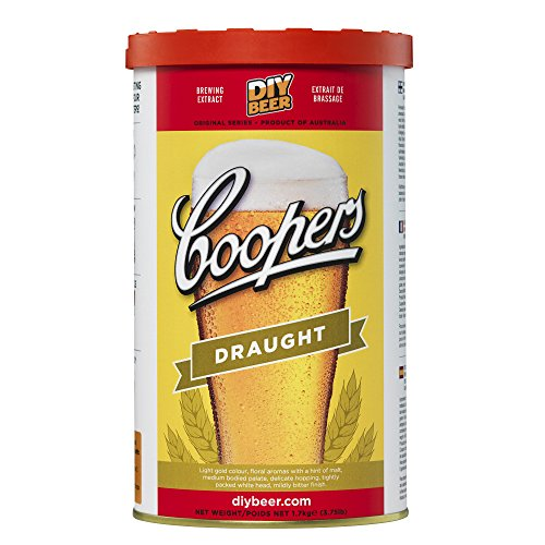 - Coopers DIY Beer Draught Homebrewing Craft Beer Brewing Extract