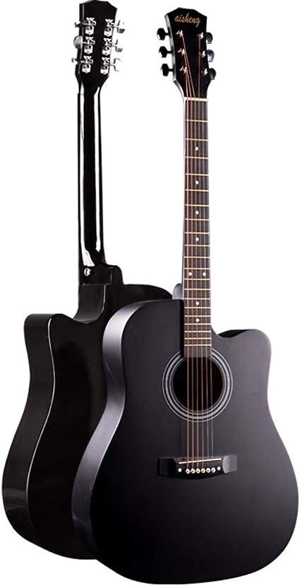 Miiliedy Clásico principiante de la moda Guitarra acústica ...