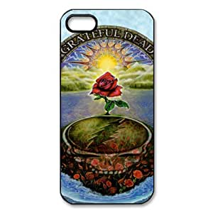 Grateful Dead Custom Printed Design Durable Case Cover for Iphone 5 5S