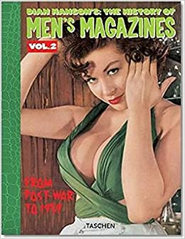 history of mens magazines dian hansons the history of mens magazine vol2
