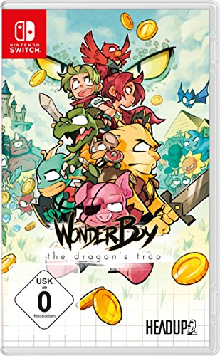 Price comparison product image Wonder Boy: The Dragon's Trap (Nintendo Switch)