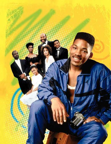 Amazon The Fresh Prince Of Bel Air 11 X 17 Tv Poster Style A