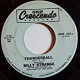 thunderball / 9th man theme 45 rpm single