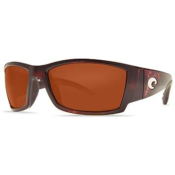 8057ee5dc6 Costa Del Mar Corbina Polarized Sunglasses - Men s Tortoise   Copper Glass  One Size