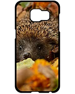 Best New Style Hard Case Cover For Hedgehog in leaves Samsung Galaxy S6/S6 Edge 3271256ZE908961737S6