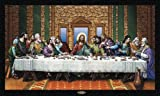 Last Supper Grande Wall Hanging 54'' x 34''