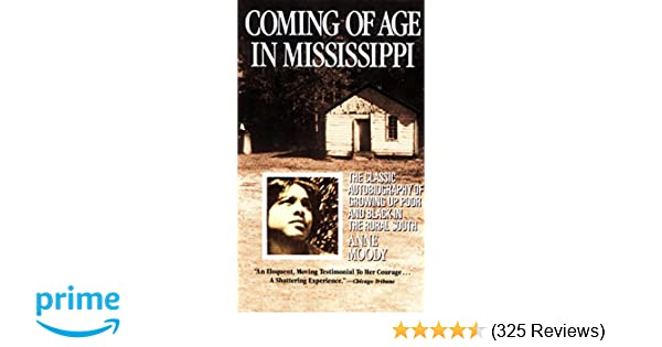 coming of age in mississippi part 1 summary