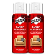 Scotchgard Fabric Water Shield, 20 Ounces (Two, 10 Ounce Cans), Repels Water, Ideal for Couches, Pillows, Furniture…