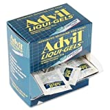 016902 Advil Liquid-Gels - Headache, Toothache, Backache - 50 / Box