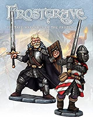 Frostgrave Knight & Templar - FGV202 by Warlord Games