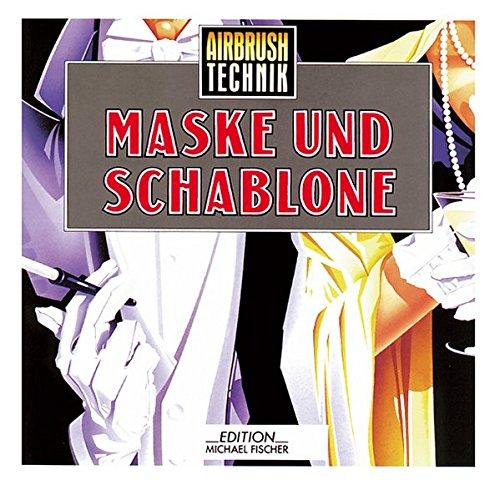 Airbrush Technik Maske Und Schablone