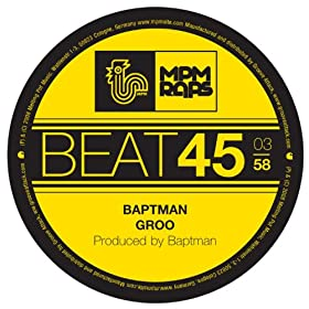 Baptman - Groo / I Luv 2 Luv U