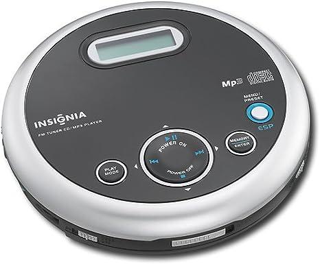 amazon com insignia ns p5113 portable cd player with fm tuner and rh amazon com insignia cd player manual ns-p4112 insignia cd player manual ns-p4112
