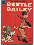 #8: Beetle Bailey #15 VG/FN 1958 All Brand New Stories Dell Comics CBX1F