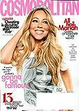 Cosmopolitan Magazine August 2019 | All Hail Mariah Carey