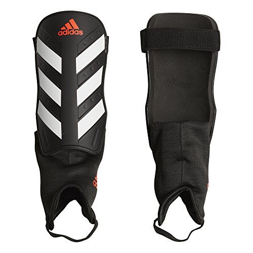 f21947e3f adidas Everclub Leg Warmers, Black/White/Solar Red, Large