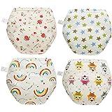 Skhls Unisex Baby Cotton Padded Potty Anti Leakage Training...
