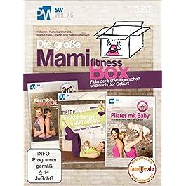 Mami-Fitness-Box – fit in der Schwangerschaft & nach der Geburt