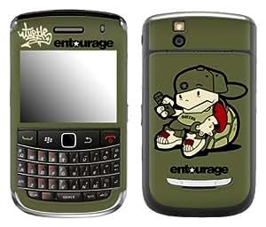 MusicSkins, MS-ENTG40139, Entourage - Turtle, BlackBerry Bold (9650), Skin