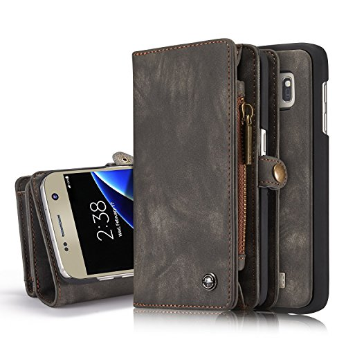 Leather wallet phone iPhone Samsung