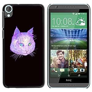 Dragon Case - FOR HTC Desire 820 - a gift from a child - Caja protectora de pl??stico duro de la cubierta Dise?¡Ào Slim Fit