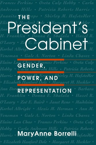 The President's Cabinet: Gender, Power, and Representation