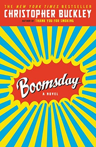 book cover of Boomsday
