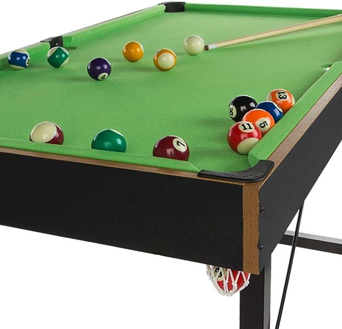 ColorBaby - Mesa de billar americano plegable CBgames (85329): Amazon.es: Juguetes y juegos
