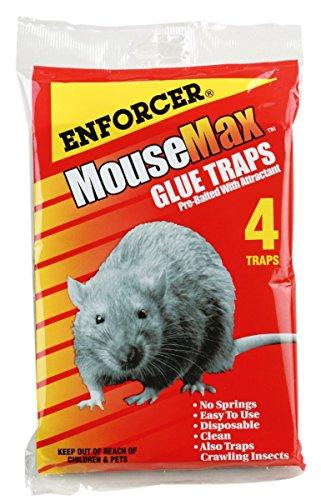 Enforcer MM-4 MouseMax Glue Traps