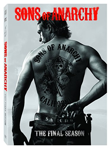 DVD : Sons of Anarchy: Season 7 (Boxed Set, Widescreen, , Dolby, Digital Theater System)