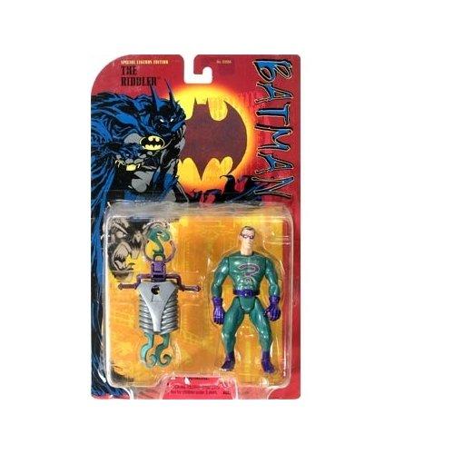 Batman: Legends of Batman WB Edition Series 2 Riddler Action Figure