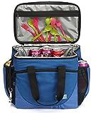 Large Cooler Bag,VASCHY 30-Can 23L Insulated Leakproof Picnic Lunch Bag Hard Liner Multi-Pockets