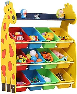 Caja de Almacenaje de los Niños de los Juguetes Rack de Almacenamiento de Acabado for niños: for organizar el Almacenamiento de Juguetes Juguetes for bebés Juguetes for niños Juguetes for Perros Ropa: