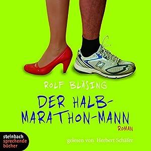 Der Halb-Marathon-Mann Hörbuch