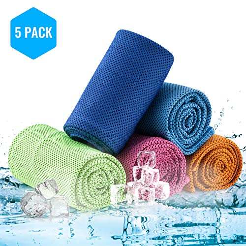 CyvenSmart Cooling Workout Camping Activities