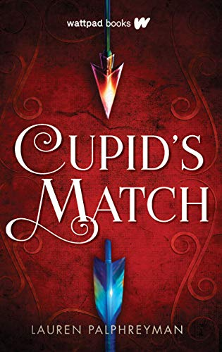 Image result for Cupid's Match by Lauren Palphreyman""
