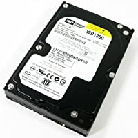 Western Digital WD1200JD 120GB Sata HDD 7200 Rpm