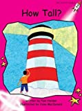 img - for How Tall? (Red Rocket Readers) book / textbook / text book