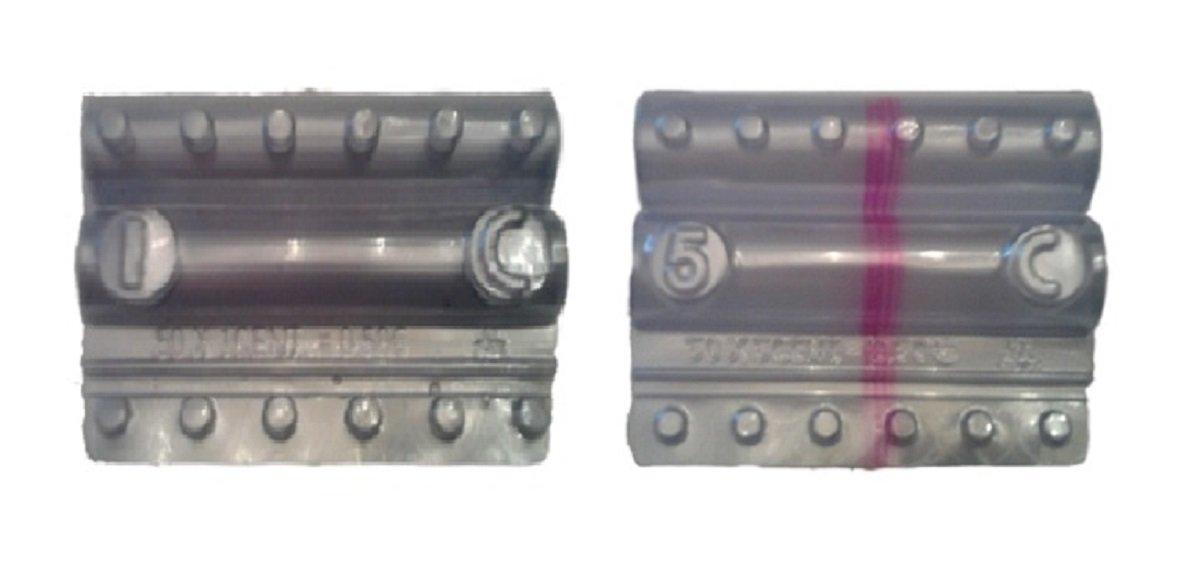 fb161acb98 Blister per monete euro - Kit 250 blister portamonete misti da 1-5  centesimi Holenburg