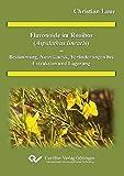 Flavonoide im Rooibos (Aspalathus linearis) - Bestimmung, Nutrikinetik, Veränderung bei Extraktion und Lagerung