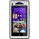 OtterBox Defender Series Case for HTC Windows Phone 8X - Retail Packaging - Glacier