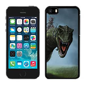 Beautiful And Unique Designed With Dragon Fall Grass Rider Weapons For iPhone 5S Phone Case